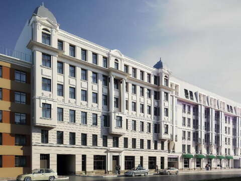 Апарт-отель у Ратуши (на улице Моисеенко)